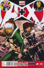 A+X - Marvel Now nr. 2.