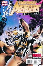 Avengers, New vol. 2 nr. 34.
