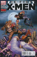 X-Men, First nr. 5.