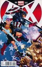 A+X - Marvel Now nr. 4: Variant Edition.