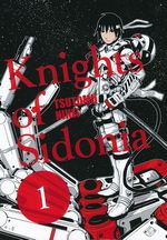 Knights of Sidonia (TPB) nr. 1: Core Exposed.