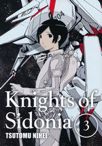 Knights of Sidonia (TPB) nr. 3: Ouch Ouch....