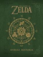 Art - Legend of Zelda (HC) nr. 1: Legend of Zelda - Hyrule Historia (Art Book).