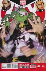 A+X - Marvel Now nr. 5.