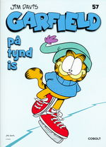 Garfield (Dansk) nr. 57: Garfield på tynd is.