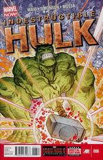Hulk, Indestructible - Marvel Now nr. 6.
