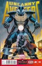 Avengers, Uncanny - Marvel Now nr. 6.