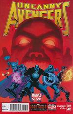 Avengers, Uncanny - Marvel Now nr. 7.