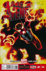 Avengers, Uncanny - Marvel Now nr. 8.