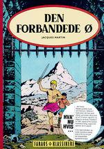 Alix nr. 3: Den Forbandede Ø (HC).