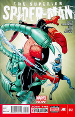 Spider-Man, Superior - Marvel Now nr. 12.