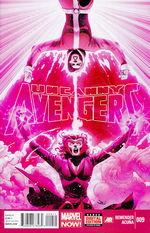 Avengers, Uncanny - Marvel Now nr. 9.