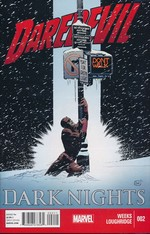 Daredevil: Dark Nights nr. 2.