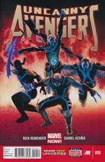 Avengers, Uncanny - Marvel Now nr. 10.