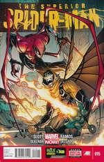 Spider-Man, Superior - Marvel Now nr. 15.