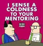 Dilbert (TPB) nr. 41: I Sense a Coldness to Your Mentoring.