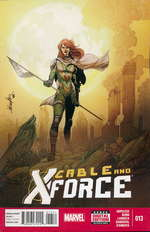 Cable and X-Force - Marvel Now nr. 13.