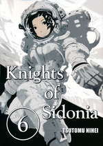 Knights of Sidonia (TPB) nr. 6: Egg Cell.
