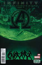 Avengers, New vol. 3 - Marvel Now nr. 11: Infinity.