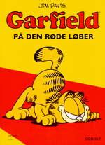 Garfield farvealbum nr. 27: På den røde løber.