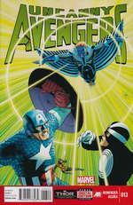 Avengers, Uncanny - Marvel Now nr. 13.