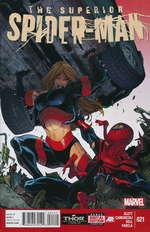 Spider-Man, Superior - Marvel Now nr. 21.