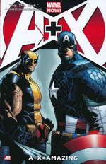 A+X (TPB): A+X (MN) vol. 2: A+X Equals Amazing.