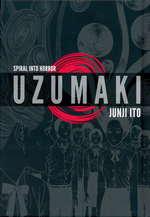 Uzumaki 3-in1 (HC): Deluxe Edition.