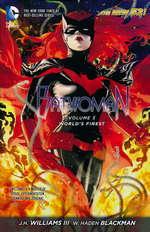 Batwoman, DCnU (TPB) nr. 3: World's Finest - TILBUD (så længe lager haves, der tages forbehold for udsolgte varer).