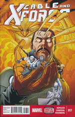 Cable and X-Force - Marvel Now nr. 17.