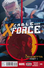Cable and X-Force - Marvel Now nr. 18: Vendetta Part 1.