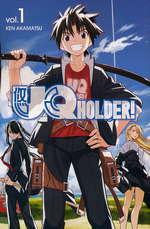 UQ Holder (TPB) nr. 1: Challenge Accepted!.