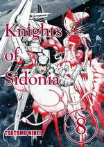 Knights of Sidonia (TPB) nr. 8: She Moved.