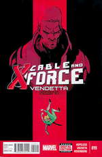 Cable and X-Force - Marvel Now nr. 19.