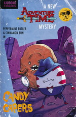 Adventure Time (TPB): Candy Capers Vol. 1.