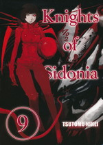 Knights of Sidonia (TPB) nr. 9: Spare, A.