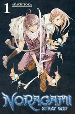 Noragami Stray God (TPB) nr. 1: Divine Intervention For Sale.