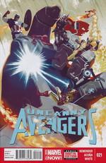 Avengers, Uncanny - Marvel Now nr. 21: (ANMN).
