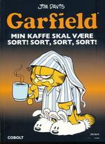 Garfield farvealbum nr. 28: Min kaffe skal være sort! Sort, sort, sort!.