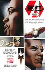 Avengers (TPB): Mighty Avengers (ANMN) # 2: Family Bonding - TILBUD (så længe lager haves, der tages forbehold for udsolgte varer).