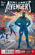 Avengers, Uncanny - Marvel Now nr. 22: (ANMN).