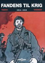 Fandens til krig (HC): Fandens til krig 1914-1919.