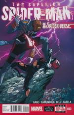 Spider-Man, Superior - Marvel Now nr. 33: Edge of Spider-Verse.