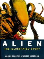 Aliens (TPB): Alien Illustrated Story.
