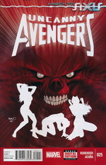 Avengers, Uncanny - Marvel Now nr. 25: March to Axis.