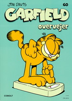 Garfield (Dansk) nr. 60: Garfield overvejer.