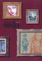 Monster - Perfect Edition (TPB) nr. 2: Bind 3+4.