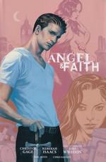 Angel (HC): Angel & Faith Season 9 Library Edition vol. 1.