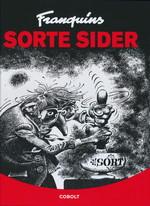 Franquin's Sorte Sider (HC): Franquin's Sorte Sider.