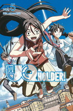 UQ Holder (TPB) nr. 5: Long-Fated Duel, The.